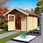 Luxus Aussen Sauna Gartensauna Saunahaus 3 Well Solutions Saunakabine