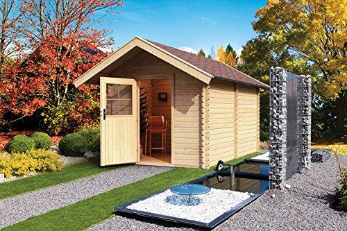 luxus aussen sauna gartensauna saunahaus 3 well solutions saunakabine - Luxus Aussen Sauna Gartensauna Saunahaus 3 Well Solutions Saunakabine