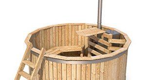 Badezuber Badefass Holz Badetonne 190 oder 240 cm 240 cm 310x165 - Badezuber Badefass Holz Badetonne 190 oder 240 cm (240 cm)